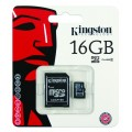 Memory MiCro SD16GB Kingston