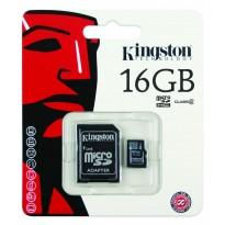 Memory MiCro SD16GB Kingston