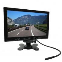 จอ LED 9 นิ้ว Ultra Thin 16:9 HD  TFT LED HDMI VGA AV