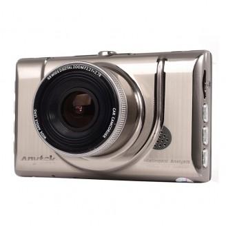 Anytek กล้องติดรถยนต์ A100+ Novatek 96650 (WDR) 170 Wide Car DVR