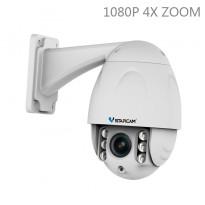 VStarcam รุ่น C34S-X4 IP Camera Full HD 1080P 2.0MP Zoom Optical 4X