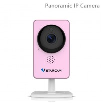 กล้อง VStarcam รุ่น C60S IP CAMERA 1080P เลนส์กว้าง180องศา Lan,wi-fi,Onvif