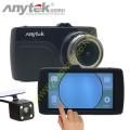 กล้องติดรถยนต์ ANYTEK G67 กล้องหน้า-หลัง จอทัชสกรีน CHIPSET NOVATEK 96655+SENSOR SONY IMX323