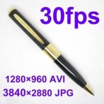 กล้องปากกา สีทอง ความละเอียดสูง