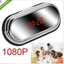 กล้องนาฬิกาตั้งโต๊ะHD 1080P (ถ่ายวีดีโอได้นานสุดๆ) เสียบตรงไฟบ้านถ่ายได้ มีHDMI