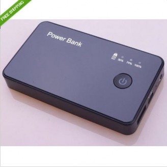 กล้อง Power Bank HD720P เสียบปลั๊กถ่ายได้