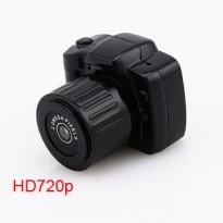 กล้องจิวHD720P รุ่นY3000 ถ่ายวีดีโอได้แม้ขณะชาร์จไฟอยู่