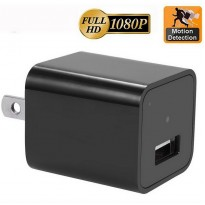 USB Adapter กล้อง IP camera HD1080P สามารถชาร์จไฟได้จริง