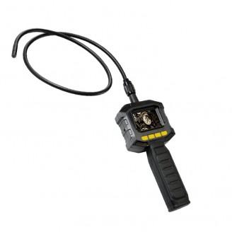 Zeed กล้องงู พร้อมจอสี LCD 2.5 นิ้ว กันน้ำ มีไฟ LED 4 ดวง ส่องสว่าง